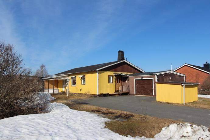 Bild: 3 rum villa på Artillerivägen 26, Bodens kommun Bodsvedjan