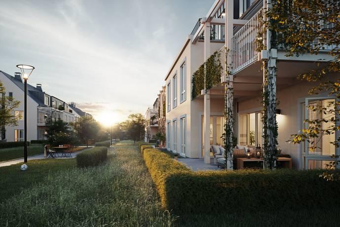 a3b1566737eb Bild: 3 rum bostadsrätt på Näsby Slottspark - Norra Parken, Täby kommun  Näsby Park