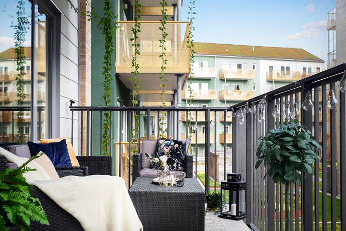 Bild: 2 rum bostadsrätt på Långängen 10, Göteborgs kommun Centrala Hisingen Kvillebäcken