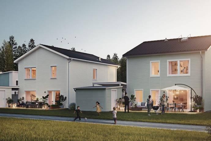Bild: 5 rum villa, Upplands Väsby kommun Upplands Väsby