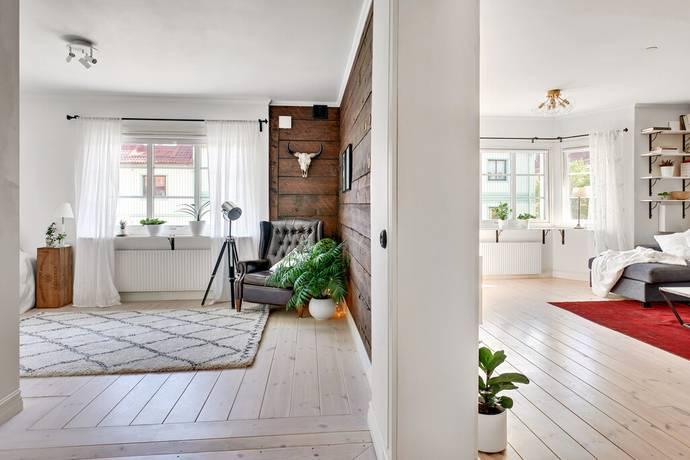 Bild: 3 rum bostadsrätt på Bomgatan 9, Göteborgs kommun Almedal