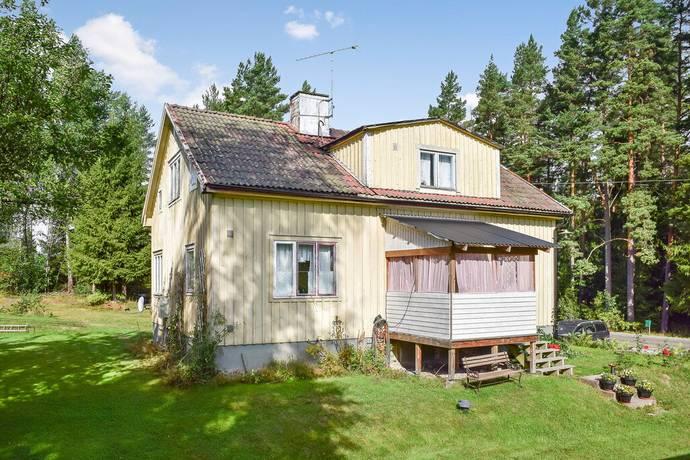 Bild: 4 rum villa på Hagsika, Säffle kommun Värmlandsnäs