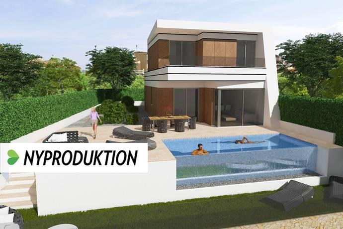 Bild: 4 rum villa på Exklusiv villa med pool, Spanien Torrevieja Söder - Villamartin