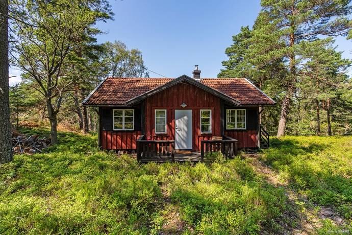 Bild: 4 rum fritidshus på Lilla Rävsön 9, Österåkers kommun
