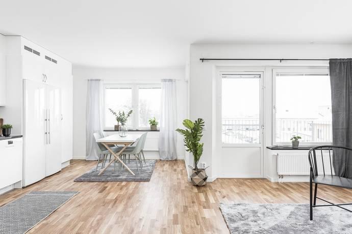 Bild: 2 rum bostadsrätt på Idun Lovéns gata 4, Linköpings kommun Övre Vasastaden