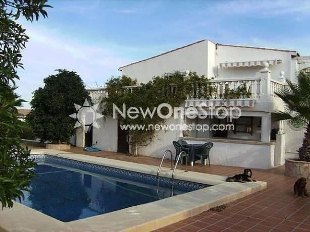 Bild: 9 rum villa på Antas, Spanien Almería