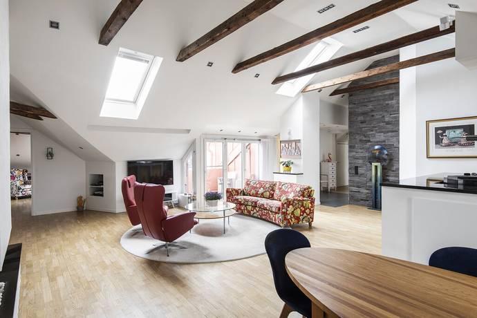 Bild: 5 rum bostadsrätt på Norra Agnegatan 38, Stockholms kommun Kungsholmen