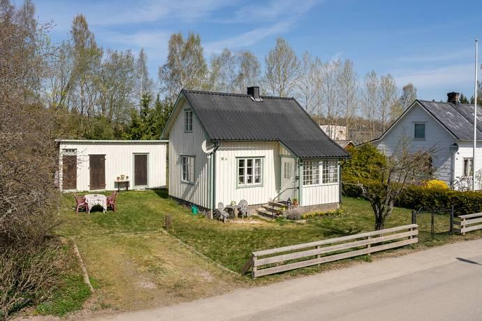 Bild: 3 rum villa på Hällavägen 14A, Melleruds kommun