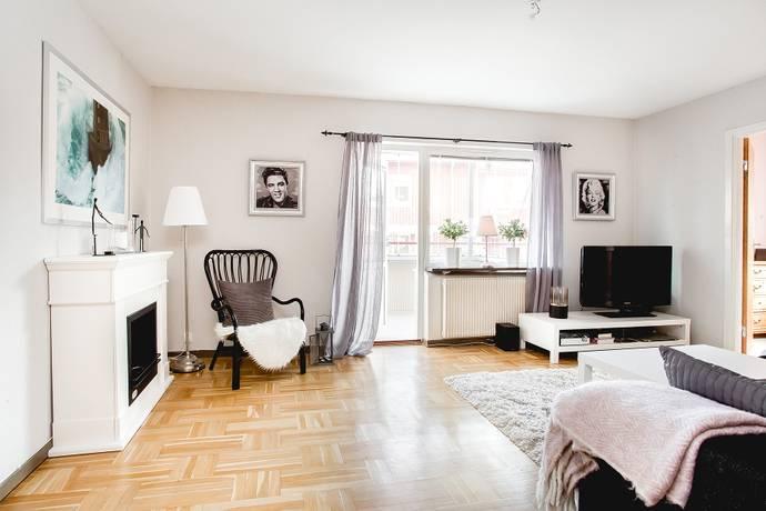 Bild: 3 rum bostadsrätt på Nipvägen 5, Umeå kommun Teg