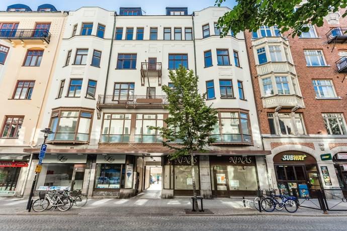 Bild: 3 rum bostadsrätt på Storgatan 12, Örebro kommun Centralt
