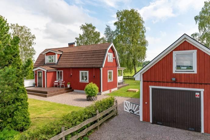 Bild: 6 rum villa på Lycke Nyland 1, Linköpings kommun Västerlösa