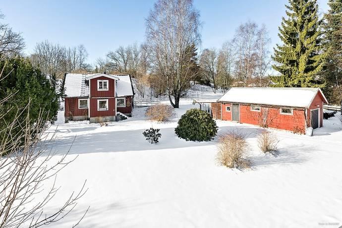 Bild: 5 rum villa på Rödebyekvägen 25, Karlskrona kommun Rödeby