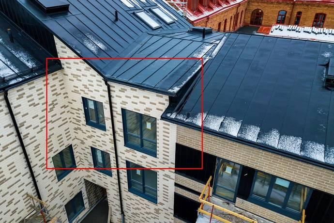 Bild: 2 rum bostadsrätt på Winborgs Väg 15, 2 tr, Nacka kommun Järla Sjö