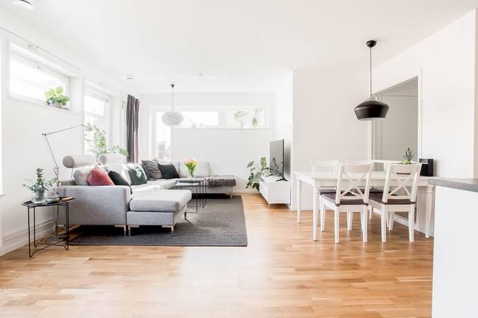 Bild: 3 rum bostadsrätt på Skärvstensgatan 4, Umeå kommun Mariehöjd
