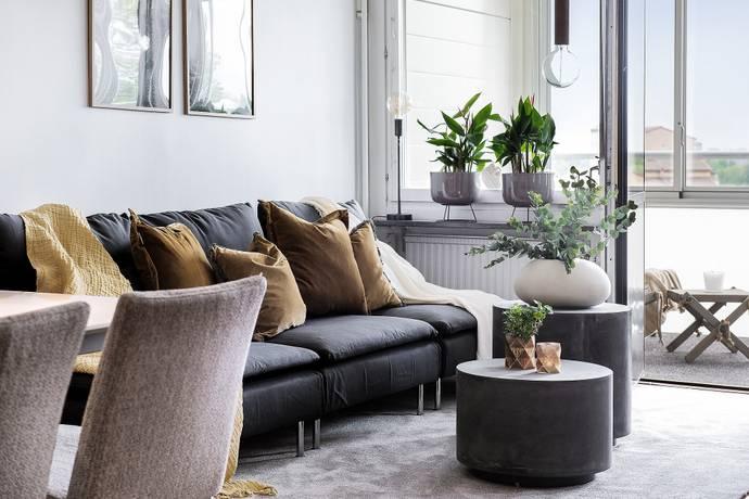 Bild: 4 rum bostadsrätt på Rådjursstigen 26, Solna kommun Bergshamra