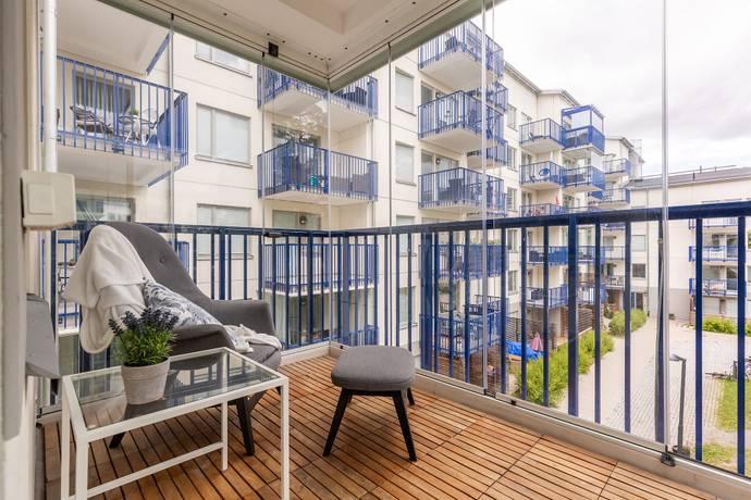 Bild: 2 rum bostadsrätt på Alva Myrdals Gata 8, Stockholms kommun Hägersten