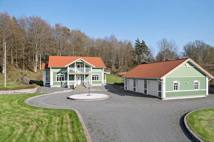 Bild: 5 rum villa på Stuvvägen 195, Kungsbacka kommun Frillesås - Stuv