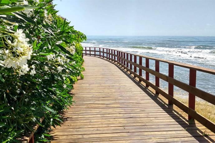 Bild: 3 rum bostadsrätt på Costa del Sol, La Cala De Mijas, Spanien
