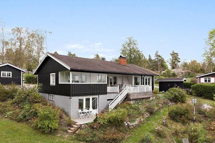 Bild: 4 rum villa på Flintvägen 6, Trosa kommun TROSA