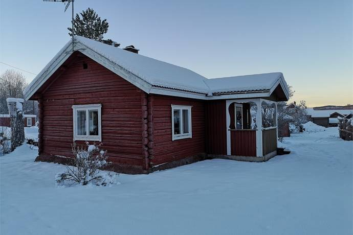 Bild: 2 rum villa på Klockarbacksvägen 11, Mora kommun Våmhus