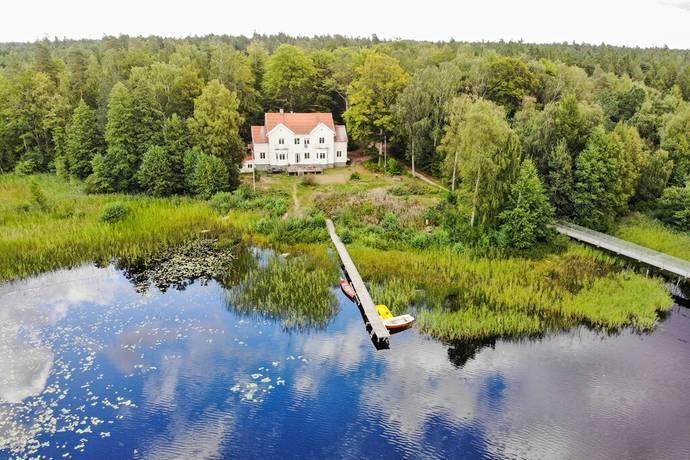 Bild: 12 rum villa på Brorsmåla Strömsborg, Tingsryds kommun Ryd