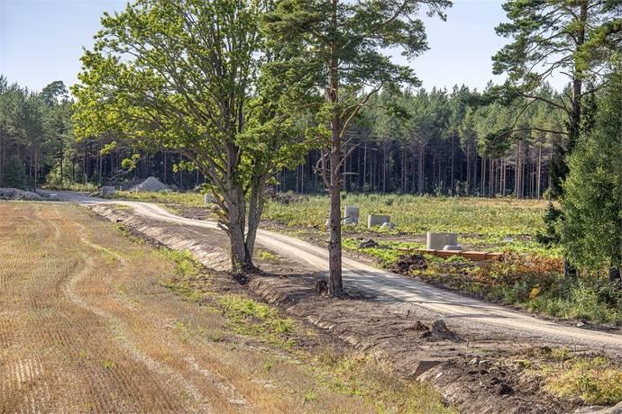 Bild: tomt på Follingbo Hagvards 286H, Gotlands kommun Visby med omnejd