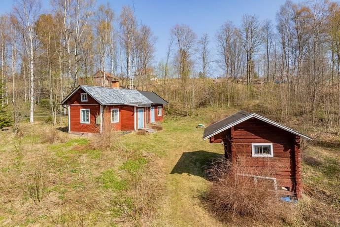 Bild: 2 rum villa på Lillmatsbyvägen 21, Ludvika kommun Ludvika
