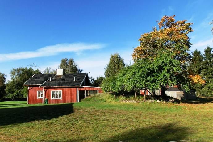 Bild: 4 rum villa på Finnkila 44, Gullspångs kommun Hova landsbygd