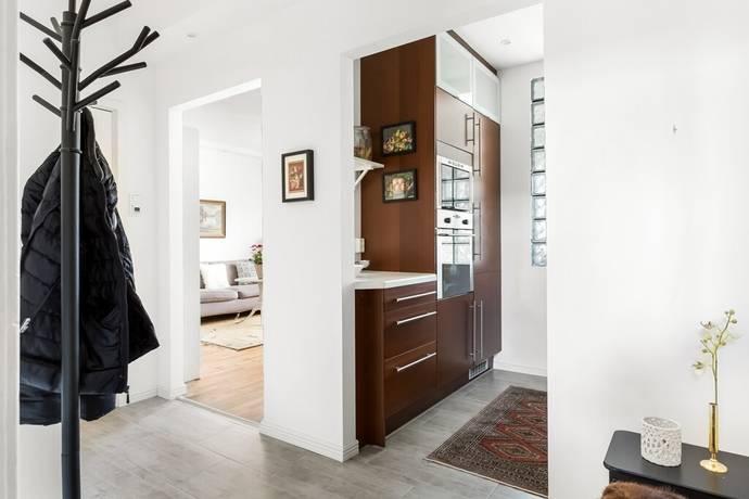 Bild: 2 rum bostadsrätt på Petter Swartzgatan 15 A, Norrköpings kommun Söder