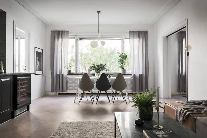 Bild: 4 rum bostadsrätt på Norr Mälarstrand 56, Stockholms kommun