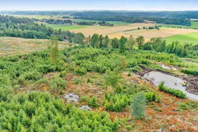Bild: tomt på Gårdsjöhed 112, Lilla Edets kommun