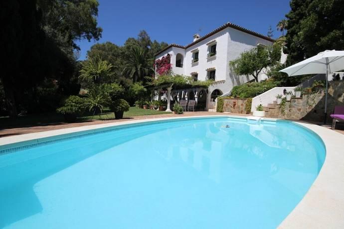 Bild: 4 rum villa på Villa i Mijas Costa, Costa del Sol, Spanien Mijas Costa