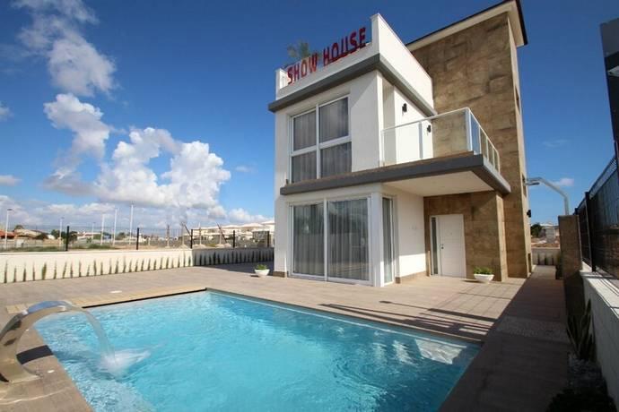 Bild: 5 rum villa på Ljusa villor med all service, Spanien Torrevieja - Costa Blanca