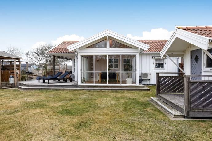 Bild: 4 rum villa på Strandrågsvägen 22, Varbergs kommun Apelviken