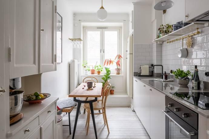Bild: 1,5 rum bostadsrätt på Ringvägen 135, Stockholms kommun Södermalm Katarina