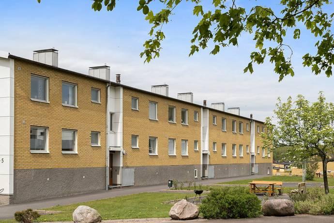Bild: 1,5 rum bostadsrätt på Sandrevelsvägen 3, Göteborgs kommun Hisings Backa