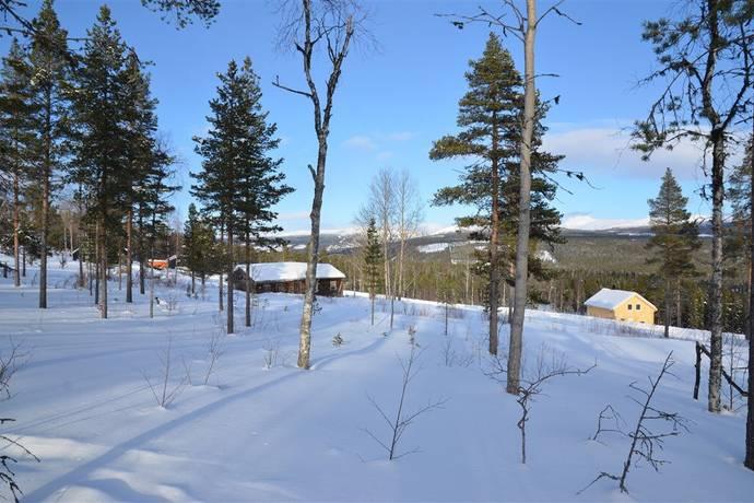 Bild: tomt på Vemdalen, Vemdalsberget, Härjedalens kommun Vemdalen