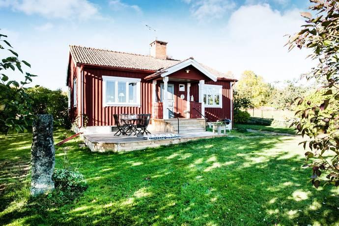 Bild: 3 rum villa på Västanvik Nyåkersvägen 23, Leksands kommun Västra Leksand