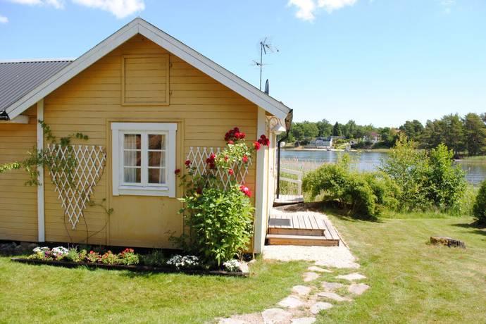 Bild: 37 m² fritidshus på Svankila Bjällevass 1, Melleruds kommun
