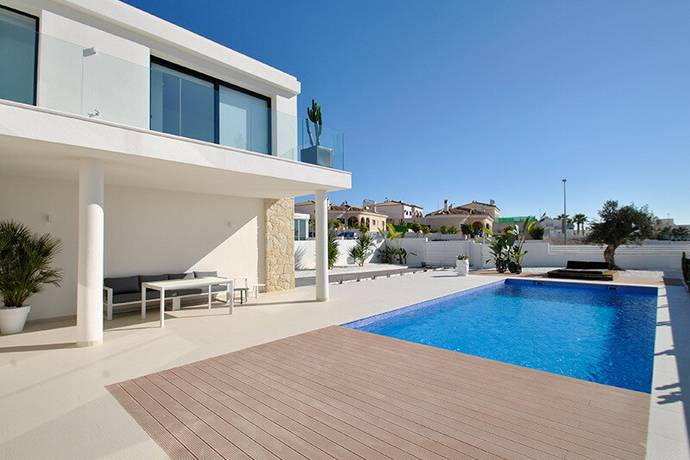 Bild: 5 rum villa på AC-LMA-EYO-V4 La Marina – Guardamar, Spanien Alicante