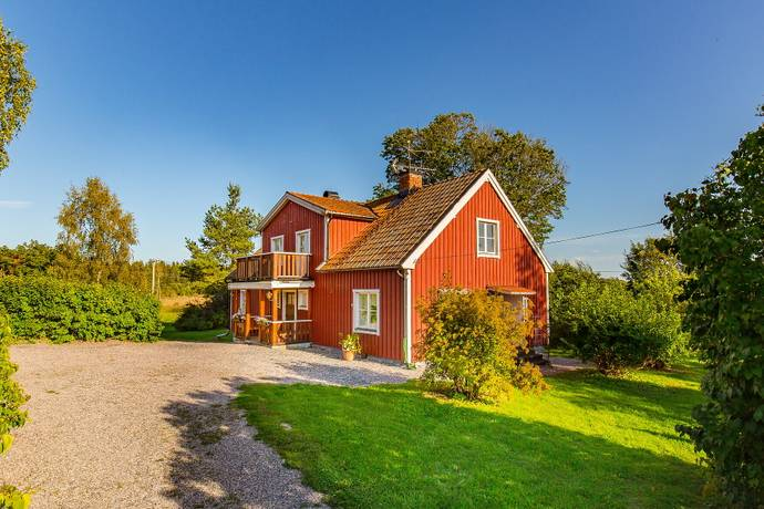 Bild: 6 rum gård/skog på Haggårdsvägen 8, Norrtälje kommun Norrtälje