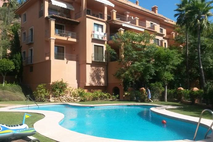Bild: 3 rum bostadsrätt på Apartment, Marbella - Benahavis - La Zagaleta -Costa del Sol, ES, Spanien La Zagaleta