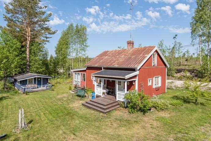 Bild: 4 rum fritidshus på Åsnorrbodarna 222, Nordanstigs kommun Åsnorrbodarna