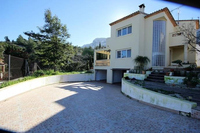 Bild: 5 rum villa på Stor Villa i Montgo området  i  Denia, Spanien COSTA BLANCA - DENIA