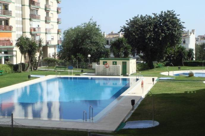 Bild: 2 rum bostadsrätt på A4618, Lägenhet Benalmadena Costa, Spanien Benalmadena Costa