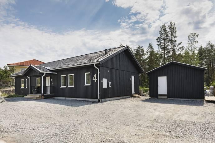 Bild: 5 rum villa på Granvägen 4, Oxelösunds kommun Inskogen