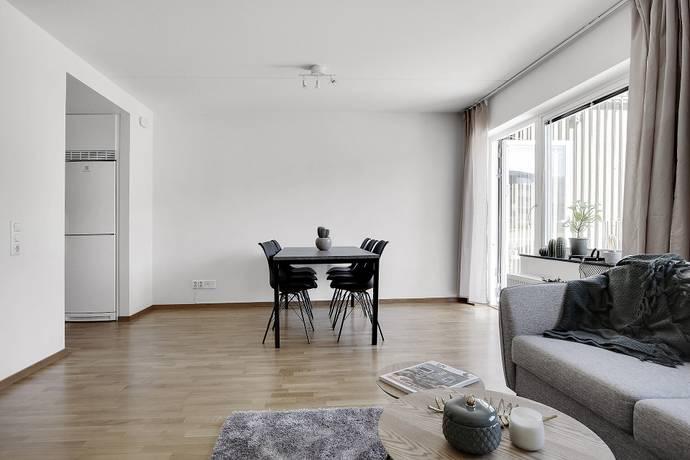 Bild: 1 rum bostadsrätt på Oxenstiernas Allé 12, Sundbybergs kommun