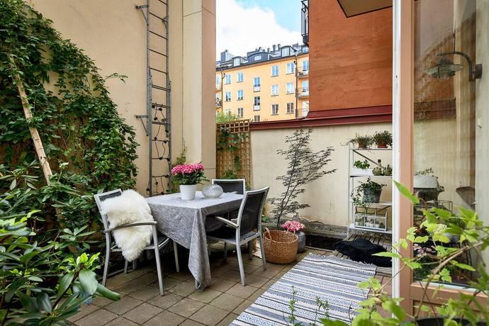 Bild: 2 rum bostadsrätt på Surbrunnsgatan 52, Stockholms kommun Vasastan