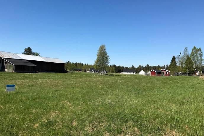 Bild: tomt på Kallaxvägen 464, Luleå kommun Kallax