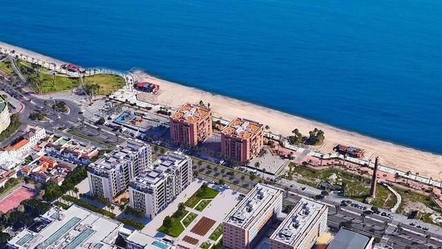 Bild: 5 rum bostadsrätt på Lägenhet i Málaga, Málaga, Spanien Parque del Oeste
